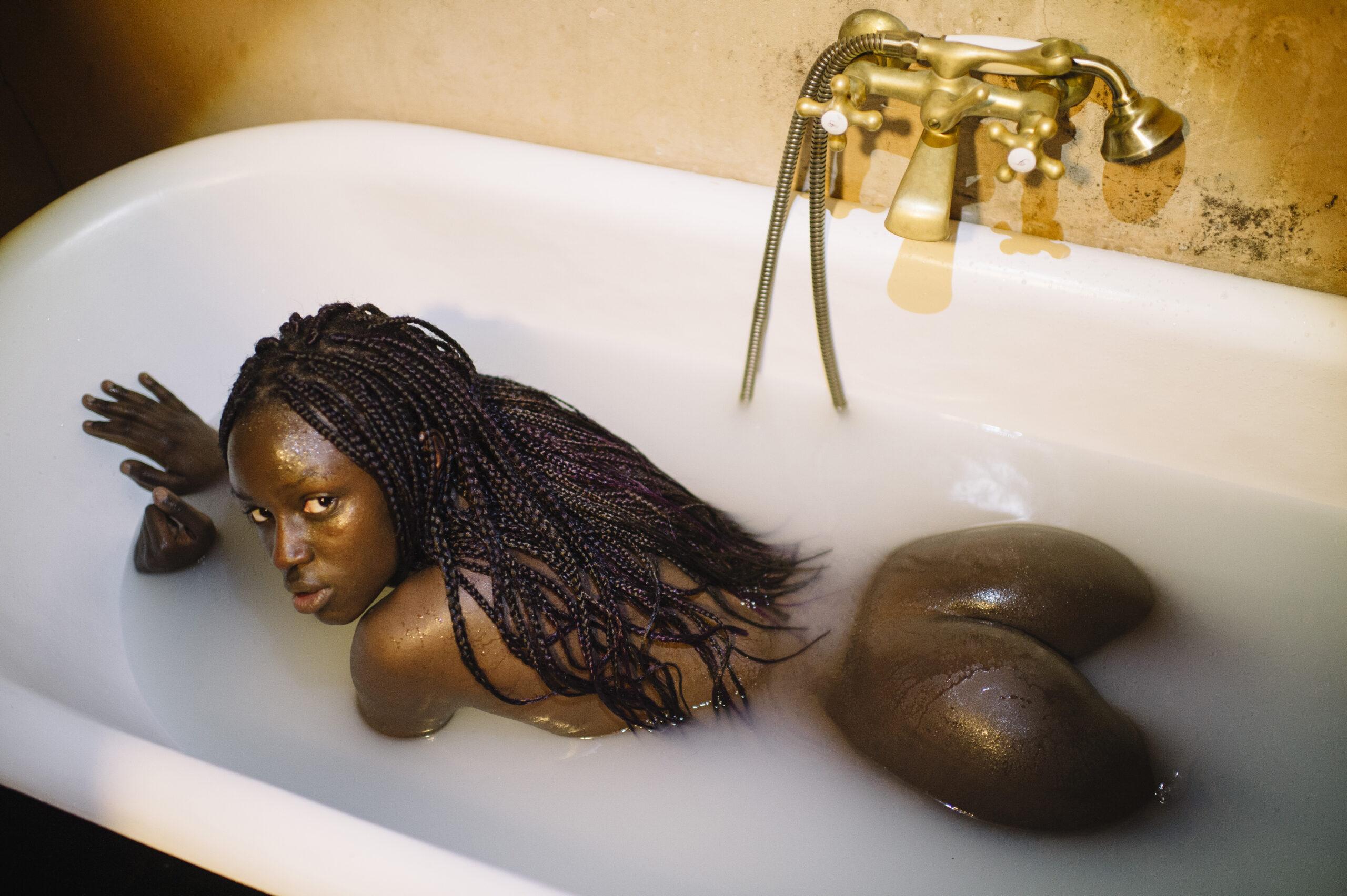 Telefonsex mit schwarzen Frauen