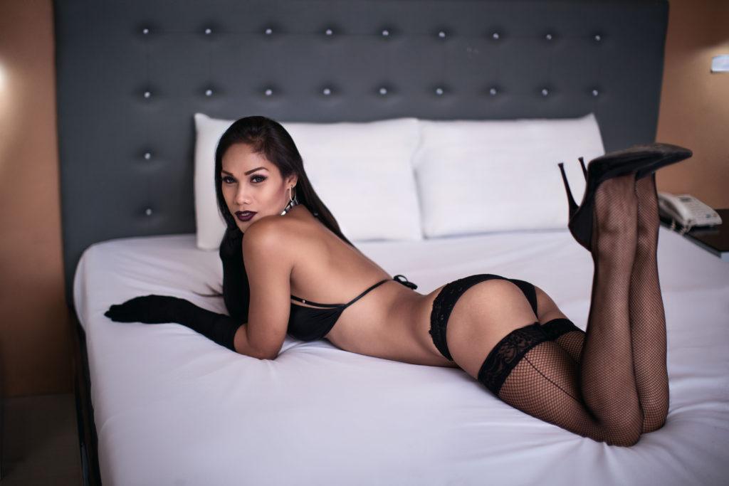 Sexy Transgender Telefonerotik Dame